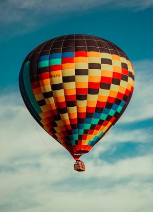 Tahoe Balloon