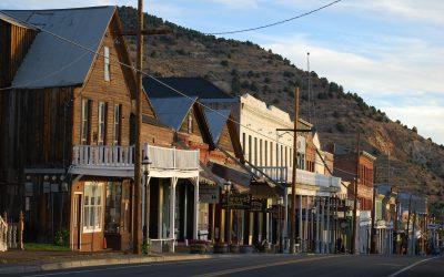 Virginia City – Olde West Town – NV
