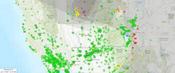 Fire Map 071721