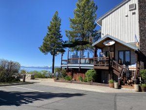 Garwood's Tahoe side entrance