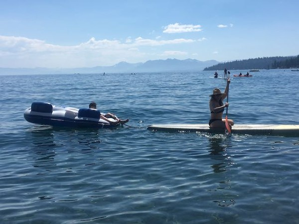 Best Places to Rent a SUP or Kayak in South Lake Tahoe