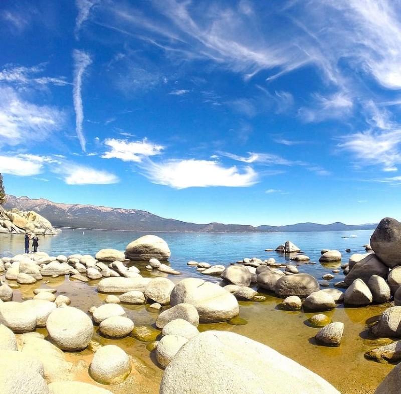 Aerial Footage Tahoe