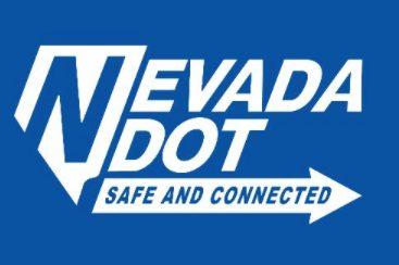 Nevada DOT Department of Transportation Logo