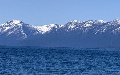 Cámaras en Lake Tahoe | Condiciones del Lago y las Montañas en Verano