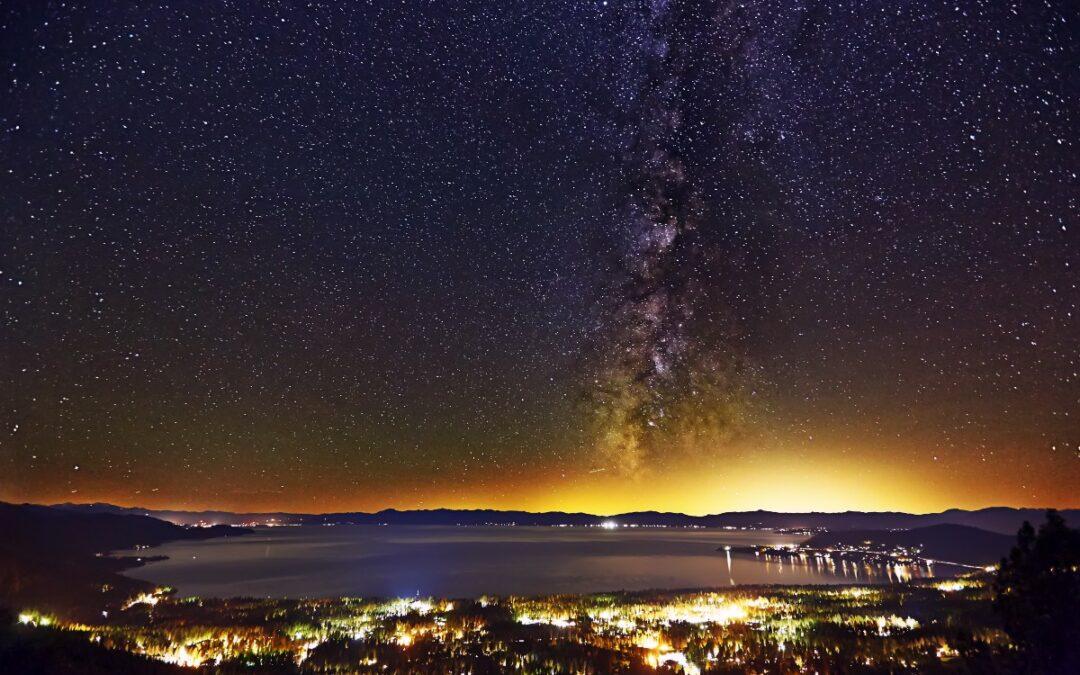 4 Best Spots to Stargaze in Lake Tahoe