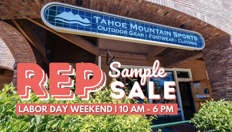 Rep Sample Sale