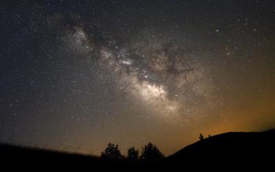4 Excelentes Lugares para Observar las Estrellas en Lake Tahoe