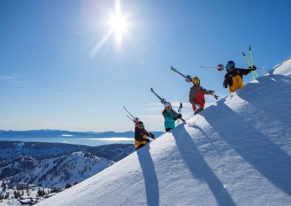 Winter Job Opportunities in Lake Tahoe
