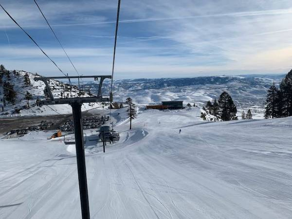 Winter Activities in lake Tahoe that are Free, Outdoors, and Open