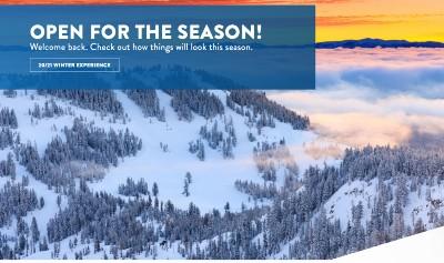 Squaw Valley Alpine Meadows screenshot 121320