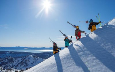 Trabajos de Invierno en Lake Tahoe
