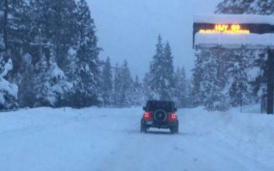 Cámaras Web en Tahoe | Condición de Carreteras, Resorts y Montañas