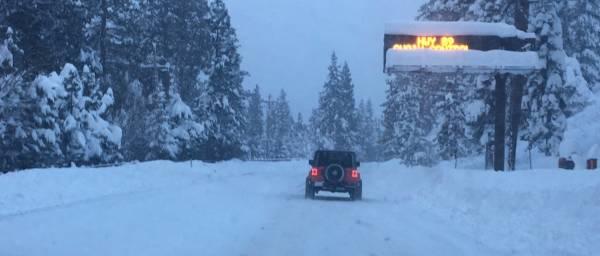 Cámaras Web en Tahoe   Condición de Carreteras, Resorts y Montañas