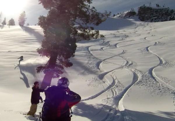 Travesía en Esquí en Yosemite