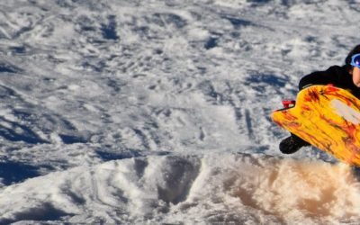Four Fantastic Free Sledding Hills in Lake Tahoe