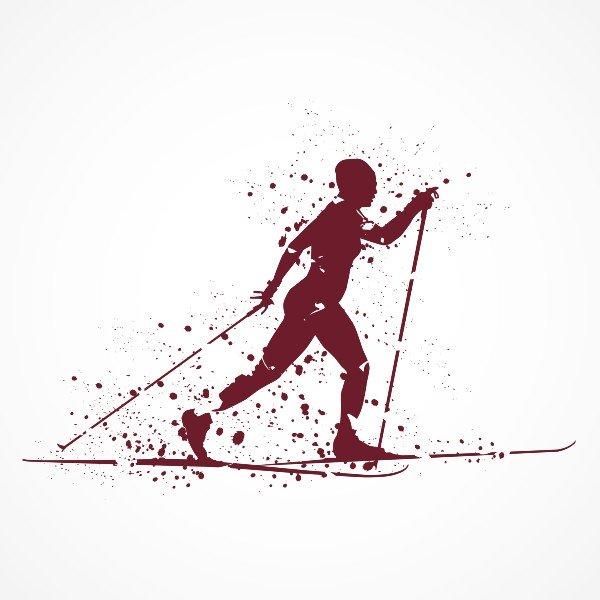 Esquí de fondo imagen