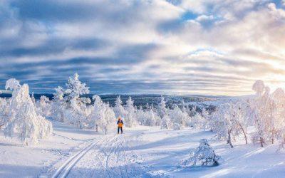 5 Consejos para Esquiar a Campo Traviesa en Lake Tahoe