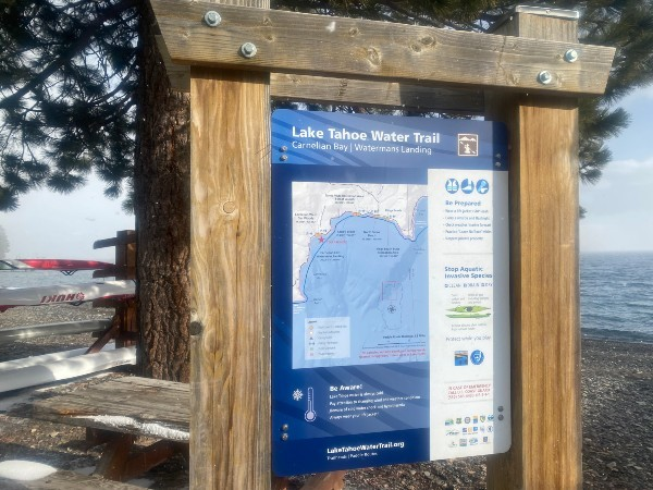 Guide to Paddling Lake Tahoe in Any Season