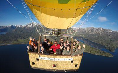 Actividades de Verano Únicas en Lago Tahoe Sur