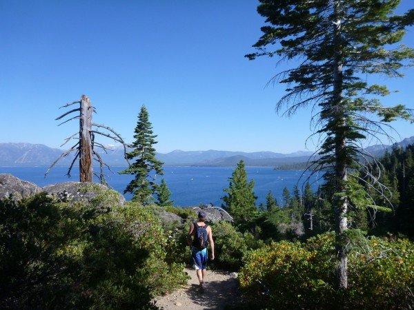Tahoe-senderos