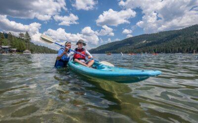 Adaptive Sports Lake Tahoe
