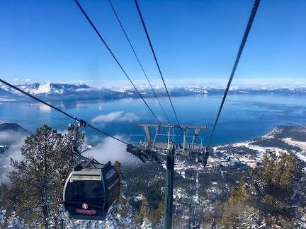 Heavenly Gondola from above JP