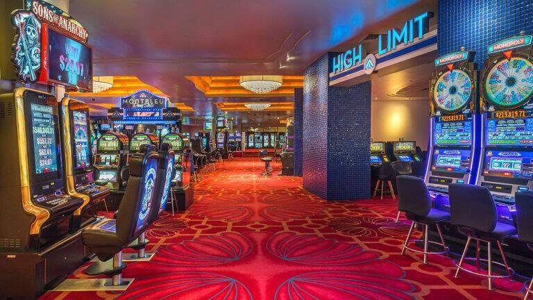 MontBleu Casino Inside