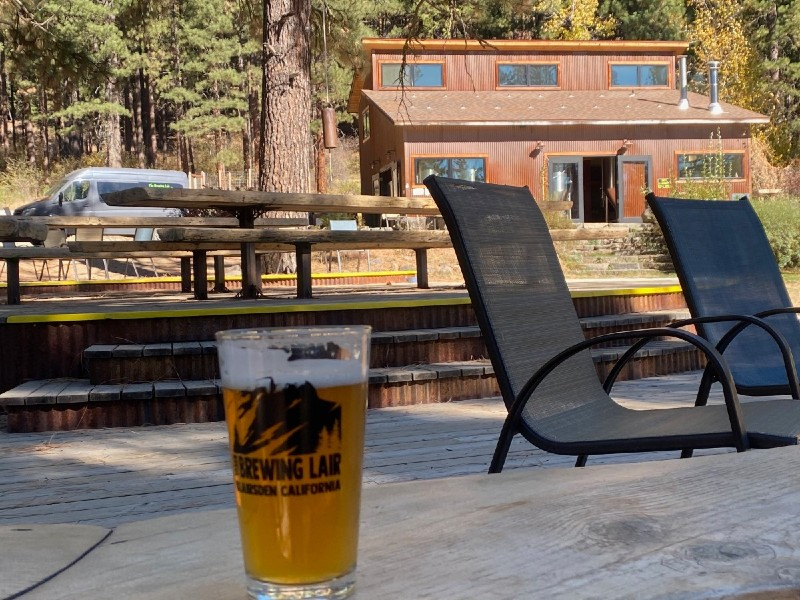 The Brewing layer logo beer spring outdoors 21