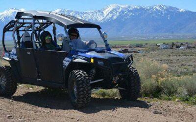 Off Road Adventures in Lake Tahoe