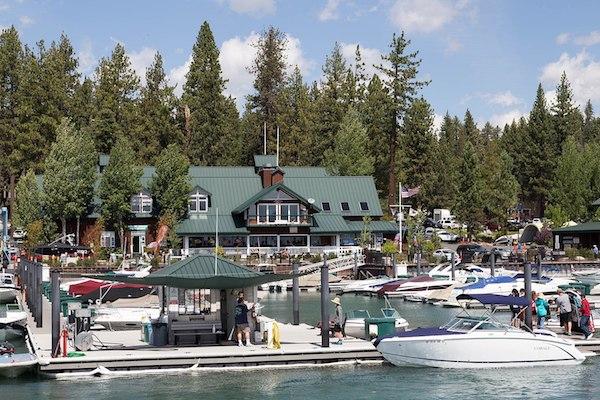 Lake Tahoe Marinas