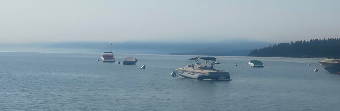Staying Healthy and Active When Smoke Moves Into Lake Tahoe